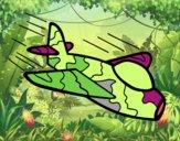 Camoufler avion