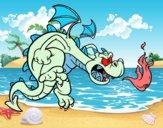 Dragon maléfique
