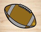 Balle de football américain