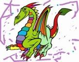 Dragon élégant