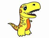 Bébé tyrannosaure