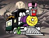 Train drôle