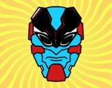 Masque homme abeille