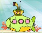 Sous-marin classique