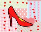 Chaussure à talon