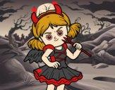 Costume de diable