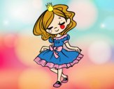La jeune princesse