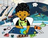 Créativité des enfants