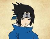 Sasuke furieux