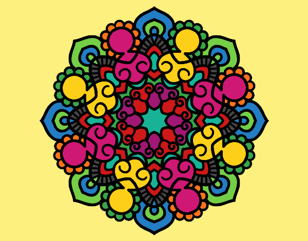 Mandala réunion