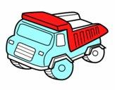 Camion à benne basculante