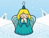 Décoration de Noël petit ange
