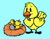 Maman oiseau