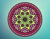 Mandala équilibre mental