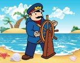 Capitaine du navire