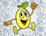 Citron heureuse