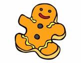 Poupée de biscuit