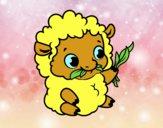 Bébé mouton