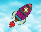 Fusée supersonique