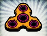 Spinner triangulaire