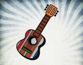 La guitare espagnole