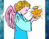 Ange et étoile