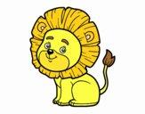 Lion jeune