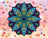 Mandala pour la concentración