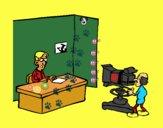 Présentateur de télévision