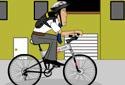 Jouer au Course vélo de la catégorie Jeux de sports