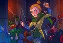 Jouer au Dungeon descender de la catégorie Jeux de stratégie