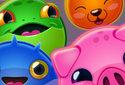 Jouer au Fluffy Cuddlies de la catégorie Jeux de puzzle