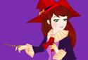 La jeune sorcière