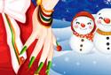 Manucure, Spécial Noël
