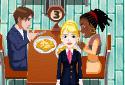 Manuela restaurant et Melvin