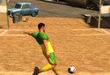 Jouer au pénalités Pelé de la catégorie Jeux de sports