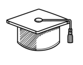 <span class='hidden-xs'>Coloriage de </span>Mortier graduation à colorier