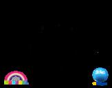 Coloriages De Gumball Pour Colorier Coloritou Com
