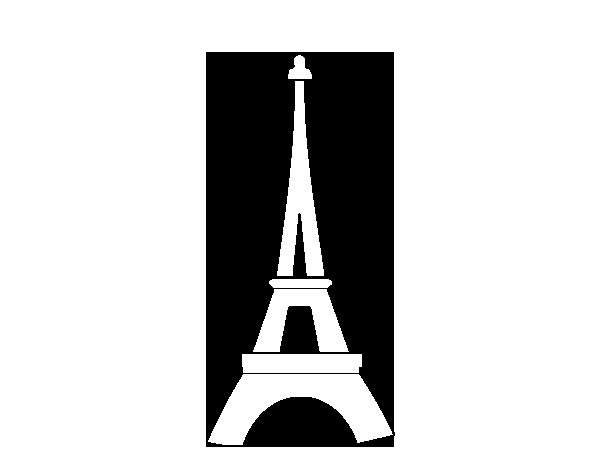 Coloriage A Imprimer Tour Eiffel.Coloriage De Tour Eiffel Pour Colorier Coloritou Com