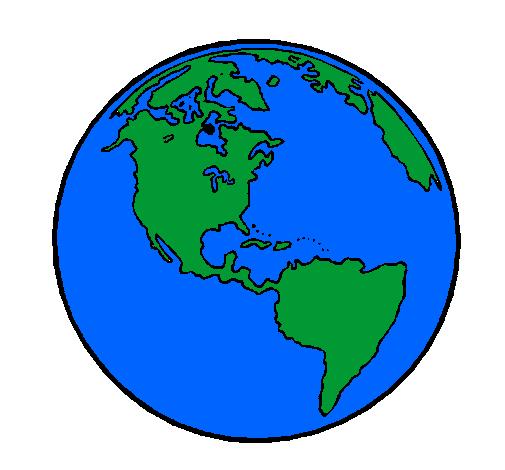 planete terre 1 colorie par cynthia