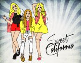 Sweet California groupe