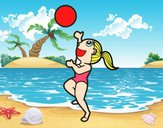 Volleyball de plage