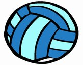 Ballon de volley-ball