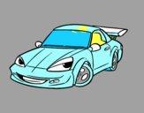 coloriage de voiture en jouet pour colorier. Black Bedroom Furniture Sets. Home Design Ideas