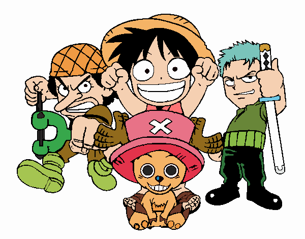 Personagges One Piece