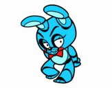 Toy Bonnie de Five Nights at Freddy's