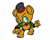 Toy Freddy de Five Nights at Freddy's