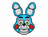Bonnie Toy visage de Five Nights at Freddy's