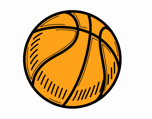 Un ballon de basket-ball