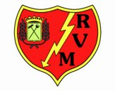 Blason du Rayo Vallecano de Madrid